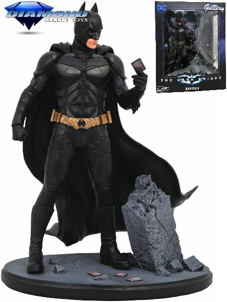 DC Gallery Batman The Dark Knight Batman PVC Figure