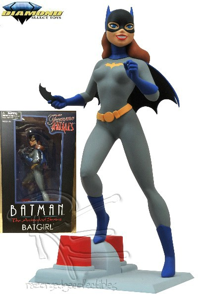 Diamond Select DC Femme Fatales Animated Batgirl PVC Statue