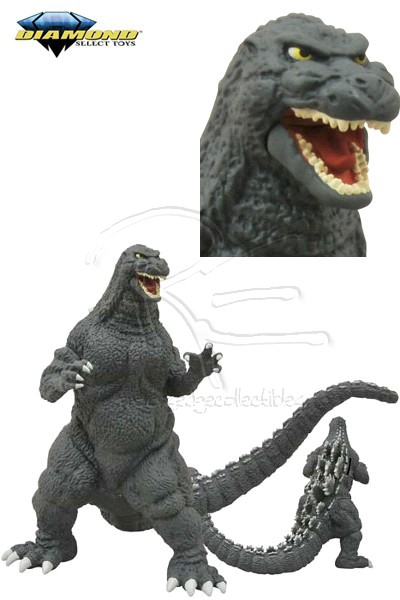 Diamond Select Toys Godzilla 1989 Vinyl Figural Bank