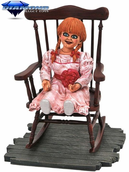 Diamond Select Toys Horror Movie Gallery Annabelle PVC Diorama