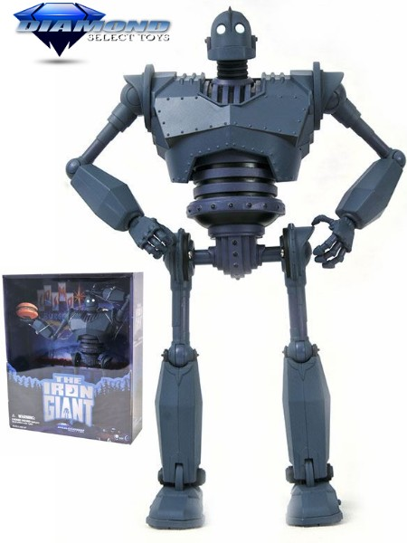 Diamond Select Iron Giant SDCC Cosmo Burger Exclusive Figure