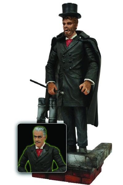 DST Universal Monsters Jekyll and Hyde Figure Bad Box Special