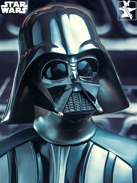 Diamond Select Toys Legends in 3D Star Wars Darth Vader Bust