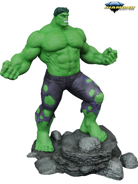 Diamond Select Toys Marvel Gallery Incredible Hulk PVC Figure