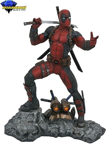 Diamond Select Toys Marvel Premier Collection Deadpool Statue