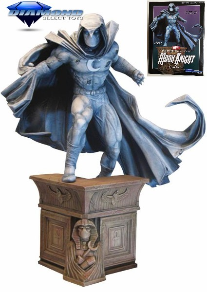 Diamond Select Toys Marvel Premier Collection Moon Knight Statue