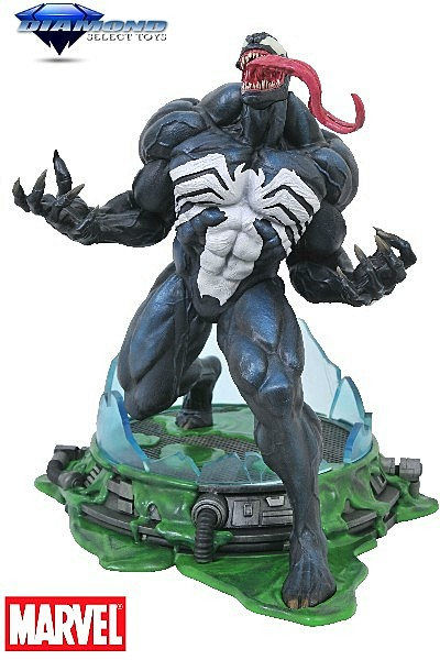Diamond Select Toys Marvel Premier Collection Venom Statue