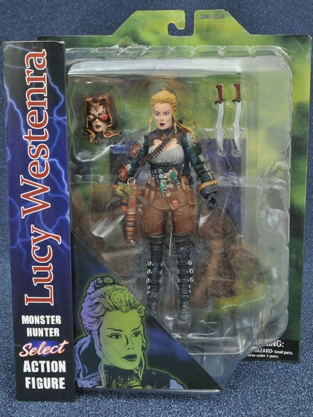 Diamond Select Toys Universal Monsters Lucy Westenra Figure
