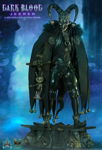 Dark Crown Toys Dark Blood Jeerer Sixth Scale Figure