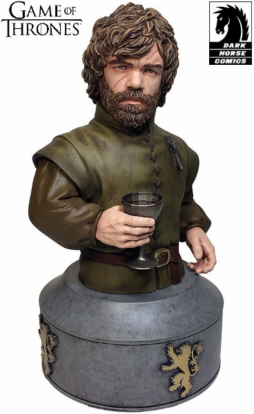Preorder Dark Horse Game of Thrones Tyrion Lannister Bust