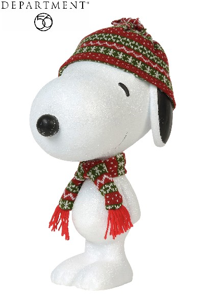 Department 56 Peanuts Snoopy Big Dog 18 Inch Figurine