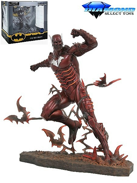Diamond Select Toys Gallery Dark Nights Metal Red Death Figure