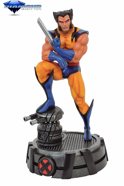 Diamond Select Toys Marvel Premier Collection Wolverine Statue