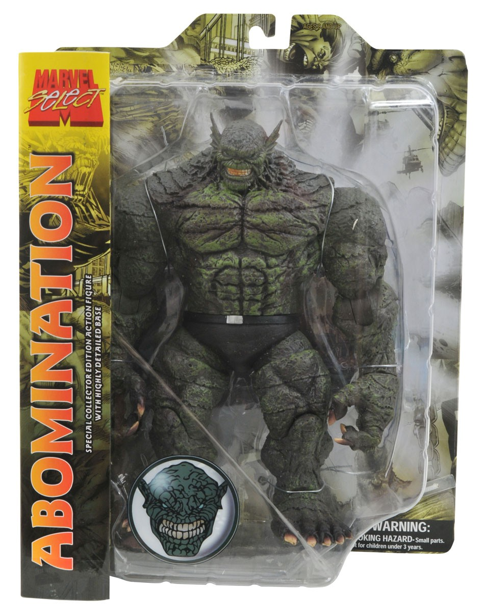 Diamond Select Toys Marvel Select Abomination Action Figure