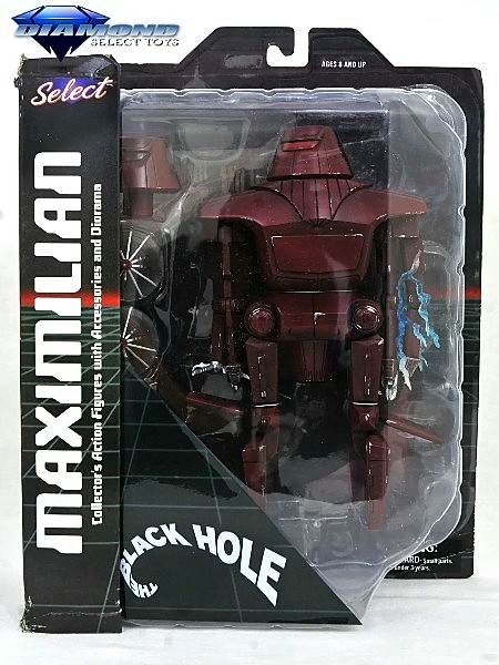 Diamond Select Toys Disney Select The Black Hole Maximilian