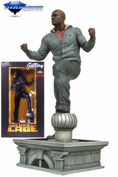 Diamond Select Toys Marvel Gallery Netflix Luke Cage PVC Statue