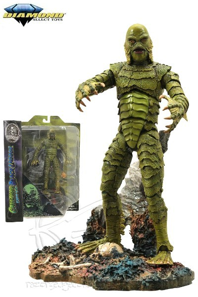 Diamond Select Toys Universal Monsters Creature V2 Figure