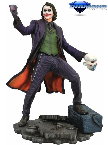 DC Gallery Batman The Dark Knight The Joker PVC Figure