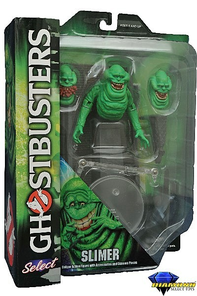 Diamond Select Toys Ghostbusters Slimer Action Figure