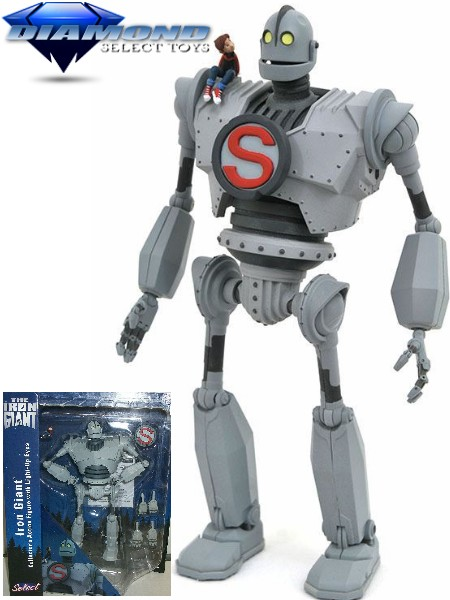 Diamond Select Toys The Iron Giant Action Figure