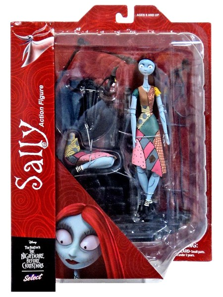Diamond Select Toys Nightmare Before Christmas Sally Figure
