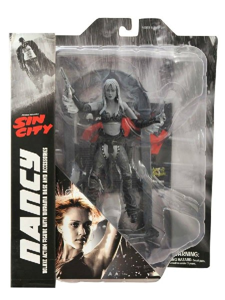 Diamond Select Toys Sin City Nancy Callahan 7 Inch Figure