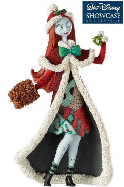 Disney Showcase Couture de Force Holiday Sally Figurine
