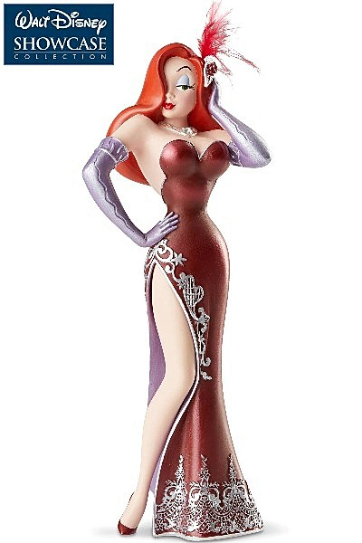 Disney Showcase Couture de Force Jessica Rabbit Figurine