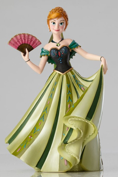 Disney Showcase Couture de Force Series Frozen Anna Figurine