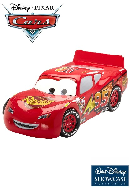 Disney Showcase Pixar Cars Lightning McQueen Figurine