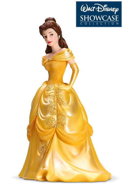 Disney Showcase Couture de Force Beauty and the Beast Belle V3