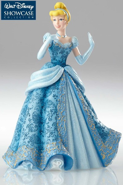 Disney Showcase Couture de Force Cinderella Version 2 Figurine