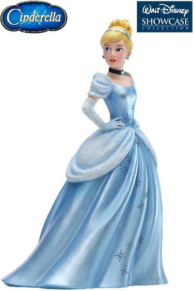Disney Showcase Couture de Force Cinderella Version 3 Figurine
