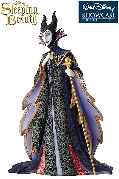 Disney Showcase Couture de Force Maleficent Version 2 Figurine