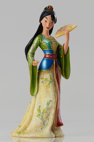 Disney Showcase Couture de Force Series Mulan Figurine