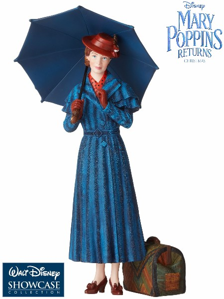 Disney Showcase Couture de Force Mary Poppins Returns Figurine
