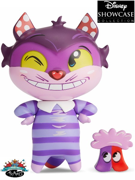 Disney Showcase The World of Miss Mindy Cheshire Cat Figure