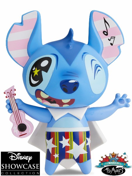 Disney Showcase The World of Miss Mindy Stitch Vinyl Figure