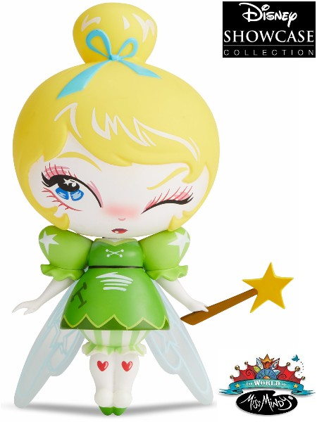 Disney Showcase The World of Miss Mindy Tinkerbell Vinyl Figure