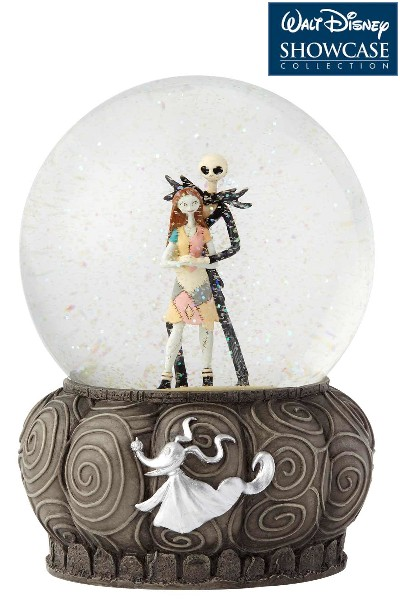 Disney Showcase Nightmare Before Christmas Jack & Sally Waterbal