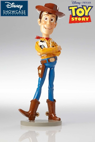disney showcase pixar woody from toy story figurine. Black Bedroom Furniture Sets. Home Design Ideas