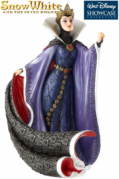 Disney Showcase Couture de Force Snow White Evil Queen Figurine