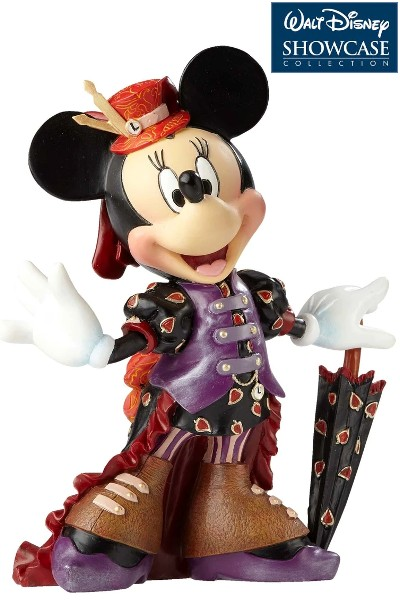 Disney Showcase Couture de Force Steampunk Minnie Mouse Figurine