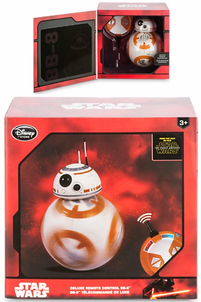 Disney Star Wars BB-8 Remote Control Droid