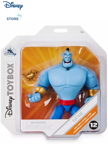 Disney Store Disney Toybox Aladdin Genie with Lamp Figure