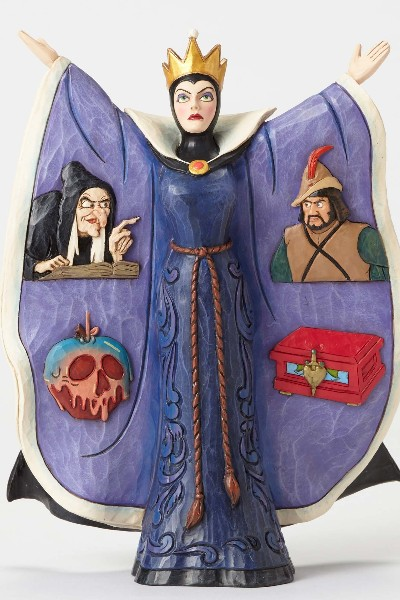 Disney Traditions Snow White Evil Queen Evil Intentions Statue
