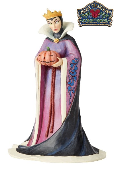 Disney Traditions by Jim Shore Evil Queen Halloween Statue
