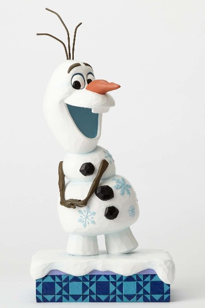 Disney Traditions Frozen Big Fig Olaf Statue