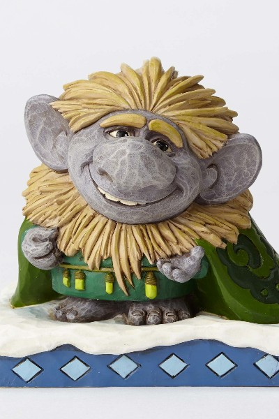 Disney Traditions Frozen Grand Pabbie Troll Wise Shaman Statue