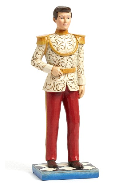 Disney Traditions Cinderella Prince Charming Figurine